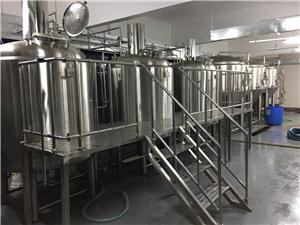 Argentina 1000L beer equipment