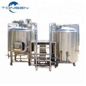 Cooling jacket Fermentation tank