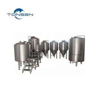 Double Layer fermentation tank
