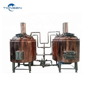 Copper Beer Equipment