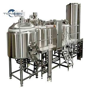 Laboratory Beer Brew Equipment