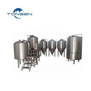 Turnkey Brewery System