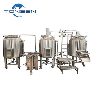 Micro Qualified 200L Ale Equipment PASSED CE AND SGS with strong performance
