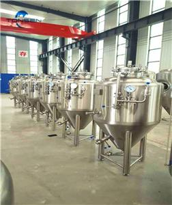 Mini beer brewing equipment beer brewery system brewery plant
