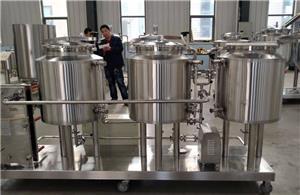 Three device saccharification equipment