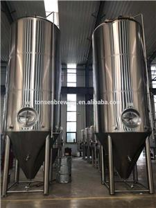 High-quality craft beer equipment