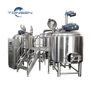 Saccharification equipment