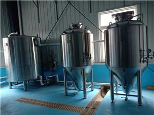 The structure of the fermentation tank