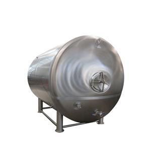 Horizontal Fermentation Tank