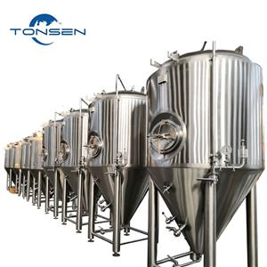 1000L 10HL beer brewing equipment craft beer fermenter for micro brewery