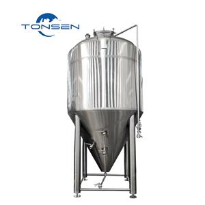 Tonsen 1bbl 2bbl 3bbl 500L 800L 1000L 2000L 3000L 5000L Brewery Steam or Electric Heating Brewhouse Microbrewery Beer Brewing Equipment Beer Equipment
