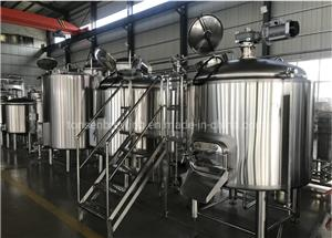 Tonsen Complete 1000L Two Three Vessels Craft Beer Brewery Brewing Equipment
