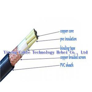 shielded multicore instrument cable