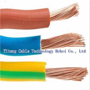 H07V-F PVC Insulation Flexible wire