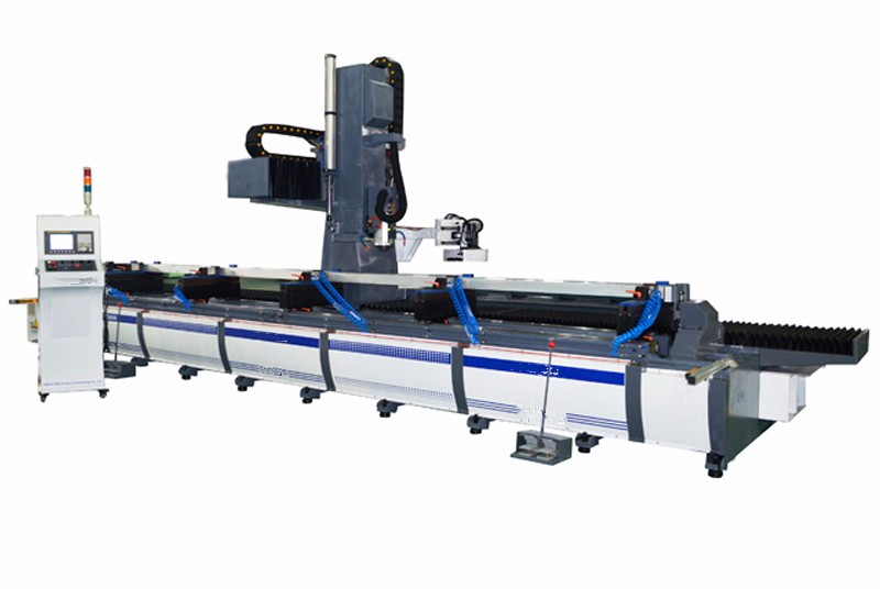 Aluminum Milling Machine
