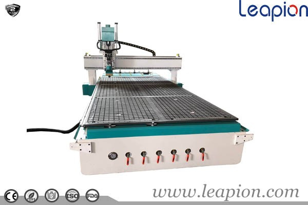 auto tool change cnc router machine 1530
