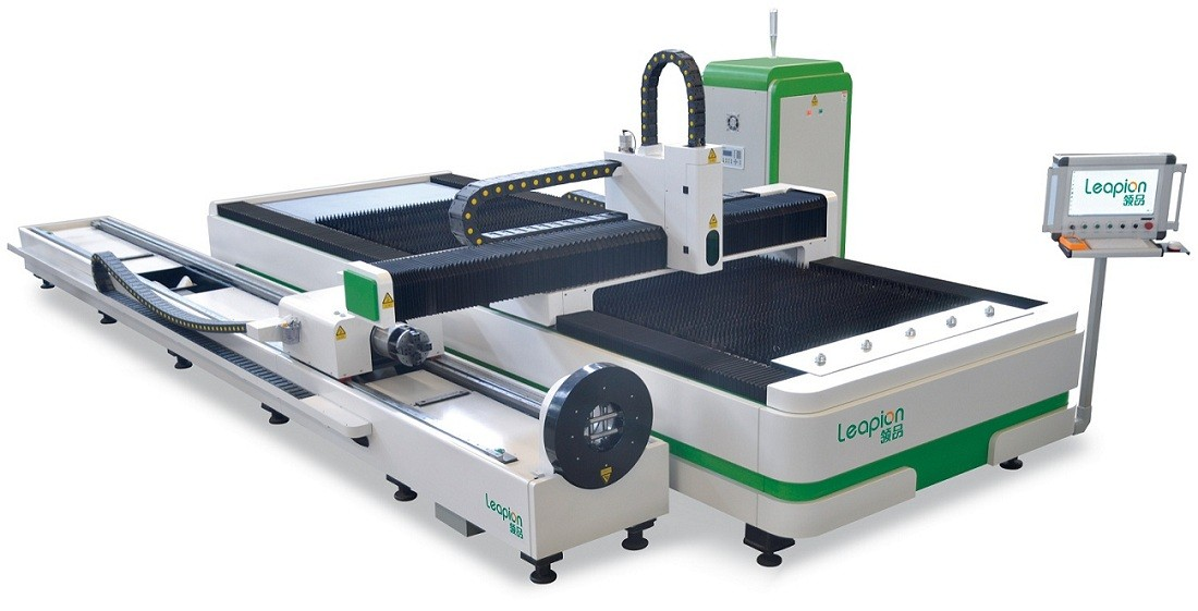 dual-use fiber laser cutting machine 3015HT