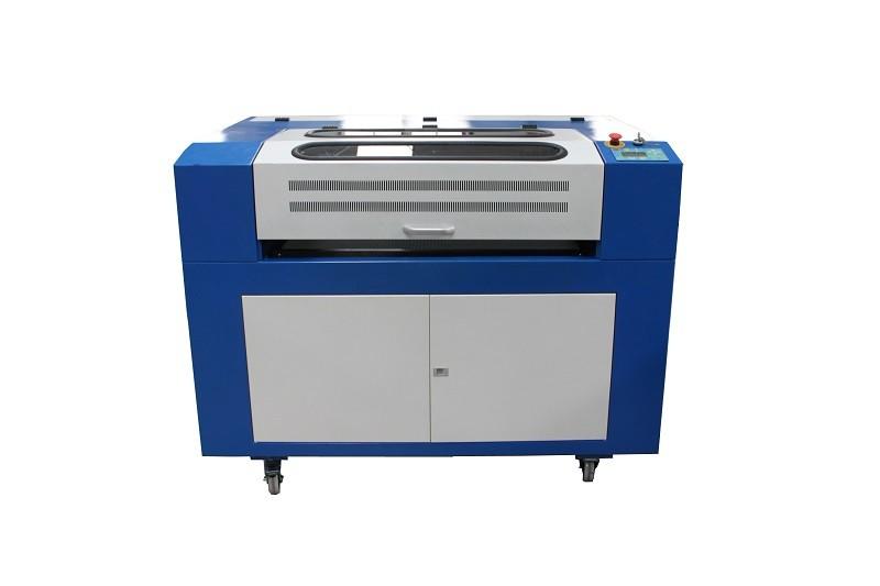 80w 6090 laser cutting engraving machine