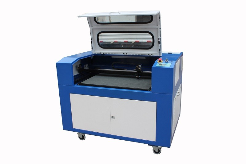 wood metal laser cutter 6090