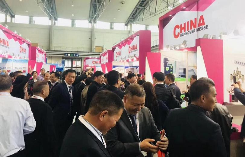 Honnover messe in 2018