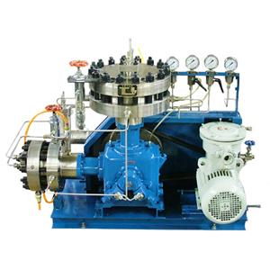 ML series diaphragm compressor