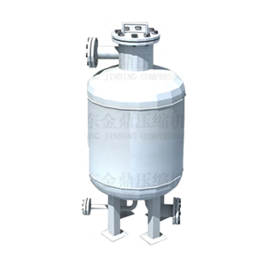 Acetylene low pressure dryer