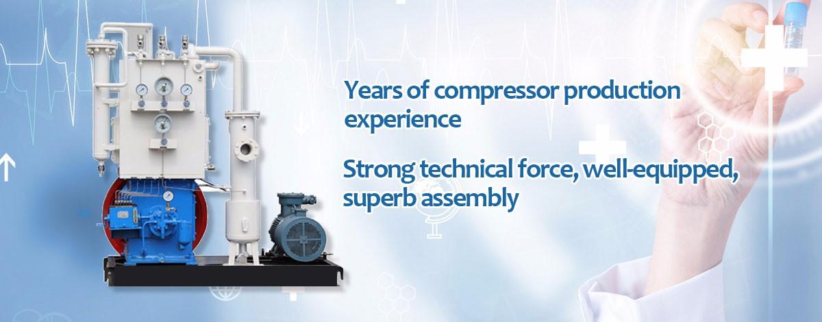 Acetylene Compressor Series