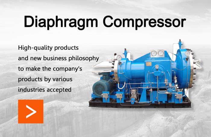 Diaphragm Compressor Series