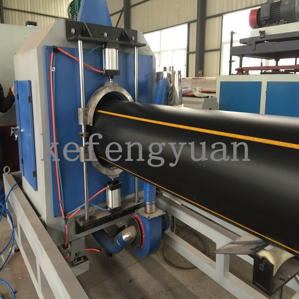 HDPE Water Sewage Pipe Machine