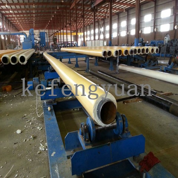 One Step Pre-insulated Pipe Making Machine