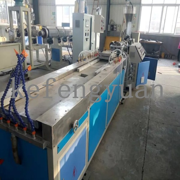 PVC Plastic Window&Door Profile Extrusion Line