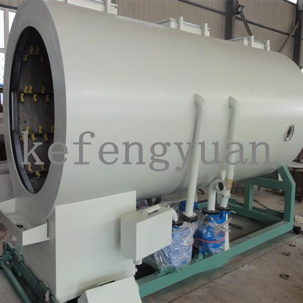 Vacuum Calibration Tank