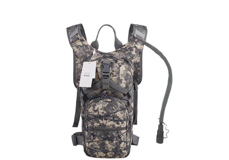 hiking military backpack 3L custom hydration pack