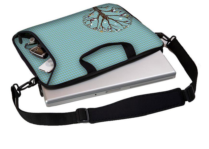custom 13 inch neoprene laptop case