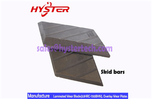 Skid wear bar