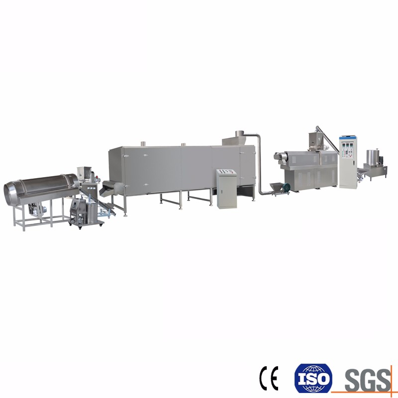 Puffed Snack Food Production Line
