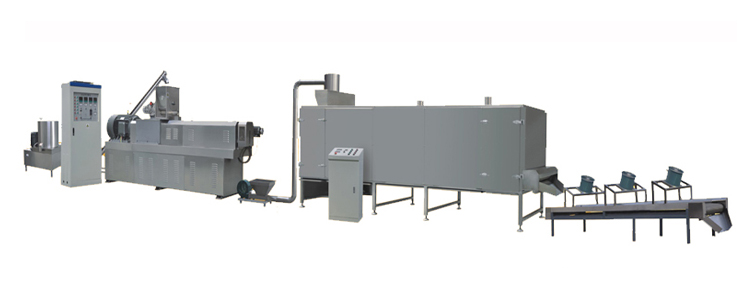 Textured soya vegetable protein production line.jpg