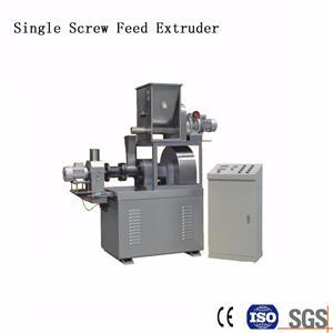 DLG60 Single Screw Fish Feed Extruder