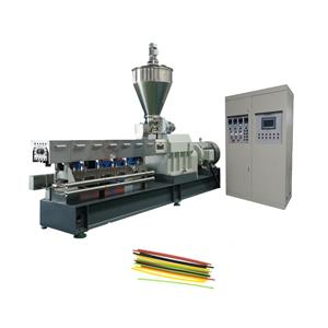 Edible Degradeble Pasta Straw Making Machine Production Line