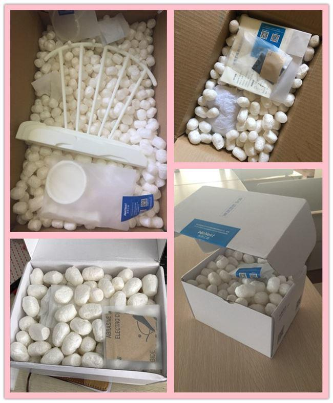 degradable packing foam peanuts maker