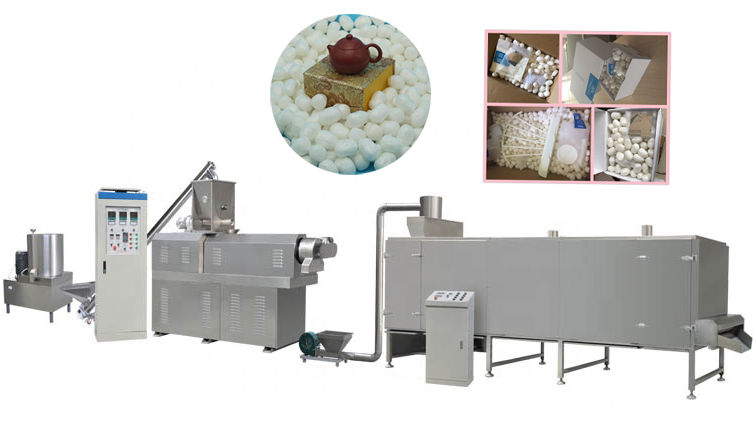 Eco friendly products making machine