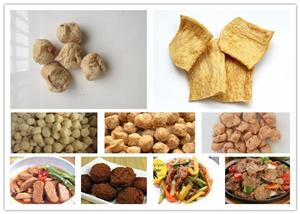 Vegan food of meat analogue