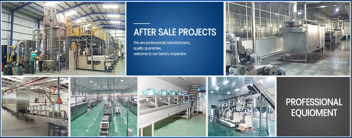 exruder machine manufacture