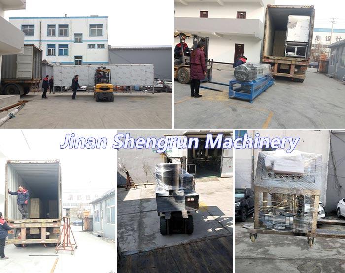 modified starch machine supplier