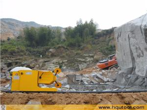 Diamond Wire Saw Machine For Mining Granite Quarry