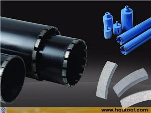 Diamond Core Drill Bit Manufacturers, Diamond Core Drill Bit Factory, Supply Diamond Core Drill Bit