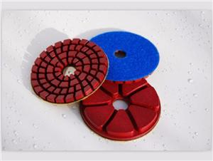Resin Diamond Polishing Pads