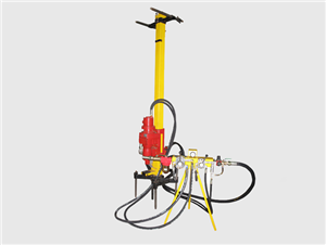 Pneumatic DTH Drilling Machine