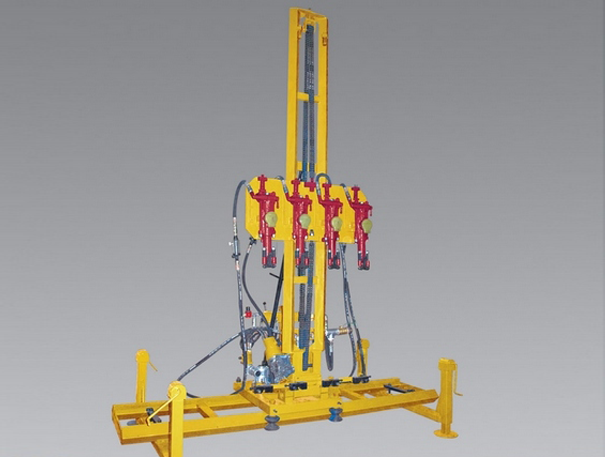 Four Hammer Rock Driller Manufacturers, Four Hammer Rock Driller Factory, Supply Four Hammer Rock Driller