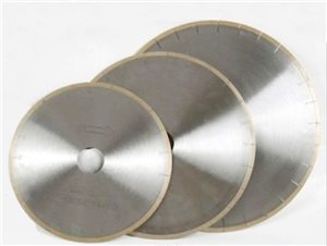 Diamond saw blade for cutting Marble